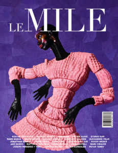 LE MILE ISSUE 21 Cover